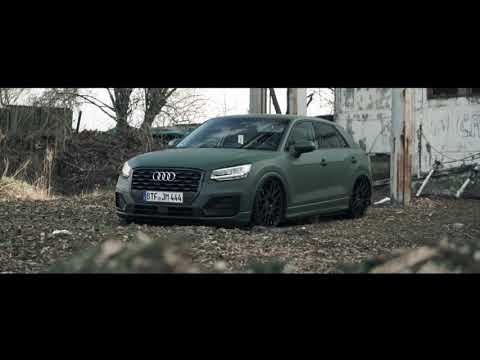 Audi Q2 mit Performance Airride ✖ Top Secret Tuning