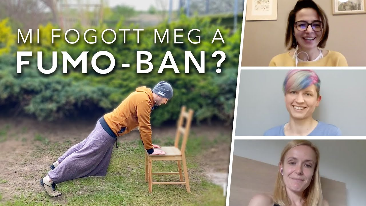FUMO interjú - Mi fogott meg a FUMO-ban? /Anna, Csenge, Eszter/