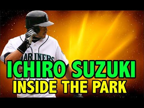 ICHIRO SUZUKI INSIDE THE PARK HOME RUN | MLB THE SHOW 16 POLO ...