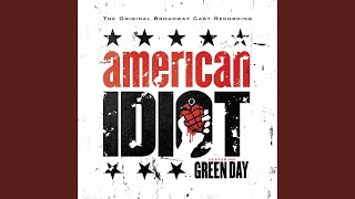 Give Me Novacaine (feat. Michael Esper, Stark Sands, The American Idiot Broadway Company)