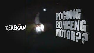 Download Video VIRAL, Penampakan Pocong Bonceng Motor??? MP3 3GP MP4