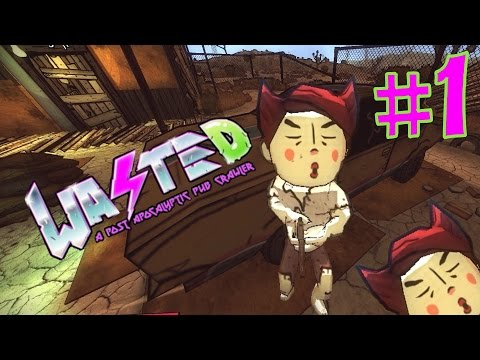 WASTED - New Dungeon (Pub) Crawler FPS w/Diablerie!  Let's Get Chocolate Wasted!