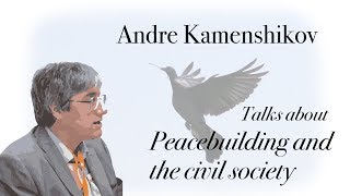 Peace building and The Civil Society