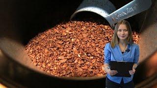 Холодные кофейные зерна для насыщенного вкуса