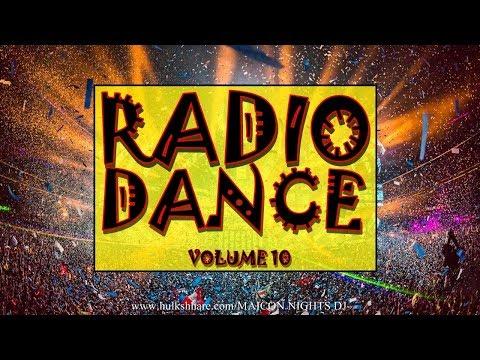 RADIO Dance Vol.10 (2018) [Dance/House/Electro/Progressive/Deep House] (Mixado por MAICON NIGHTS DJ)