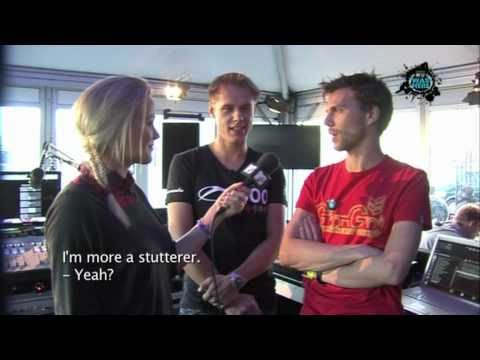 MTV Was Here - Interview with Eller & Armin van Buuren