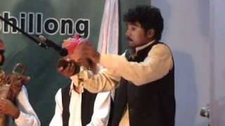 Kesaria Balam Padharo Mahre Desh @ IIM Shillong