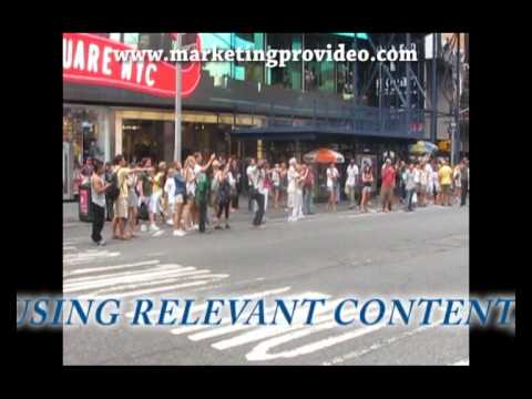 Marketing Strategies for Business - Internet Marketing Solutions with Video