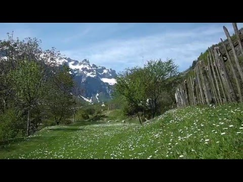 Theth. The hidden Albania HD.wmv