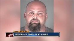 Member of a Pasco County biker gang gunned down outside his home