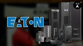 Eaton Corporation @ Tena 2013: Ups's