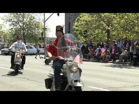 2012 El Katif Junior Lilac Parade