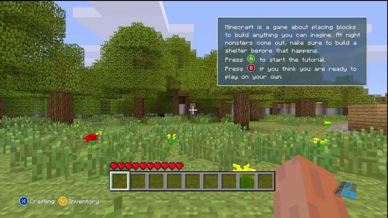 Games Minecraft Xbox 360 Edition   Games World
