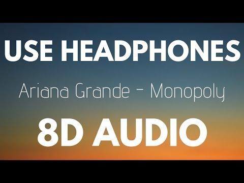 Ariana Grande and Victoria Monét - Monopoly 8D