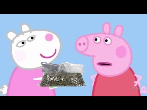 MLG Peppa Pig - Snoop Peppa (SUPER BAD AND EXTREMELY CRINGY)