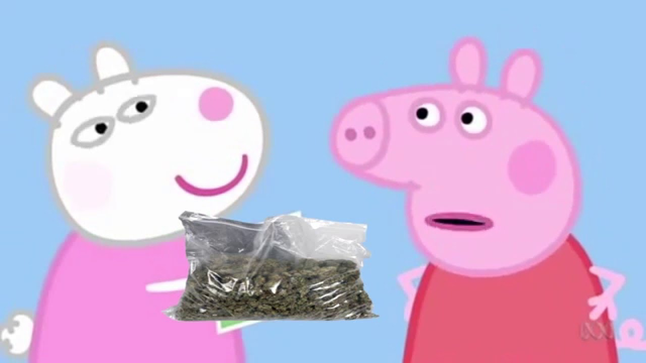 Mlg Peppa Pig Snoop Peppa Super Bad And Extremely Cringy