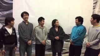 川本氏、福永氏が「HEADS UP」で共演した青木さやかさんから応援コメン...
