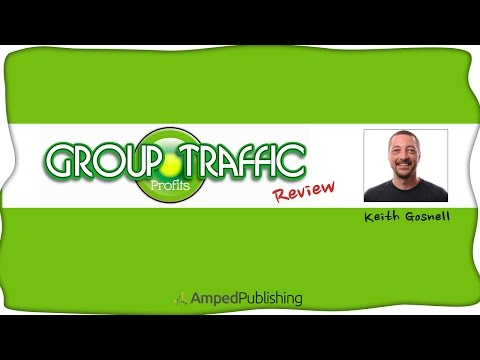 Group Traffic Profits Review - Leverage the Power of Facebook Groups
