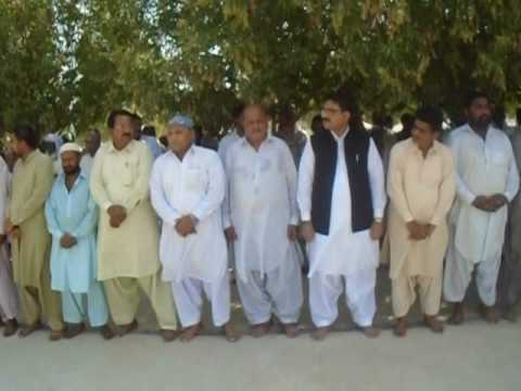 Funeral Prayers Of PPP Leader Qazi Saddar Uddin