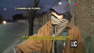 Lado C (26/03/2017) Barrio Cementerio: Los zombies de Flores