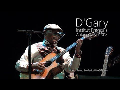 D'Gary á Institut Francais