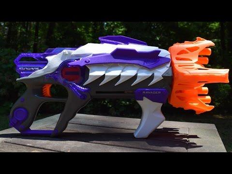 Review Nerf Alien Menace Ravager Cp Fun Amp Music Videos