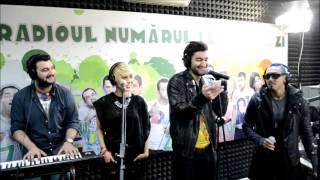 Smiley, Sore si Alex Velea - Hai vino iar in gara noastra mica (Live la Radio ZU - Marea U ...