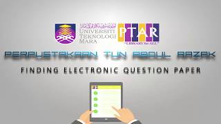 ELECTRONIC QUESTION PAPER SYSTEM (EQPS) - UiTM LIBRARY GUIDE