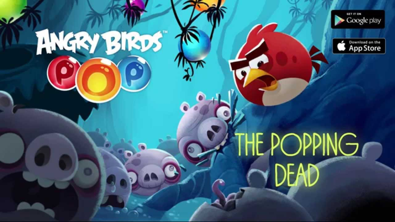 Angry Birds POP! The Popping Dead - Gameplay Trailer - YouTube