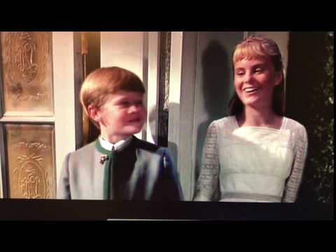 """Gretl: """"I think the men look beautiful"""" v2 (The Sound of Music)"""
