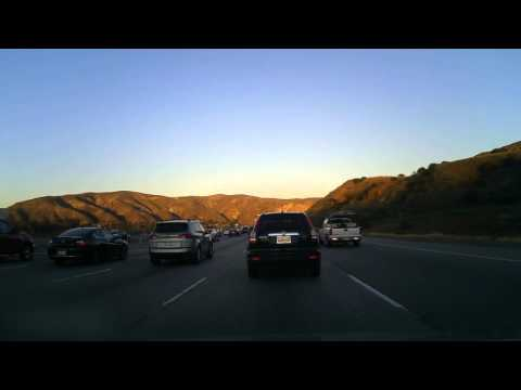 California Life - Drive Video - Irvine, CA to Fontana, CA