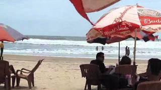 Beer time at goa's baga beach.... thumbnail