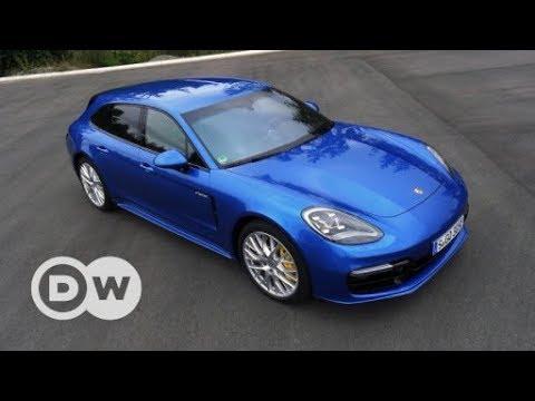 Porsche Panamera Sports Turismo 4 E-Hybrid | DW English