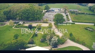 Clonabreany House Wedding Video  Victioria & Ben Wedding video teaser