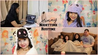 Mommy Nighttime Routine! Stay at Home Editition