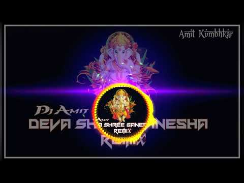 Deva Shree Ganesha Vibration Mix By Dj Amit Kumbhkar