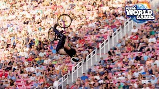 Brandon Schmidt Is Ready for Fun at Nitro World Games 2017 thumbnail