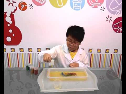 Graceful Hands Super Scientist Experiment Isaac Scary Glitters