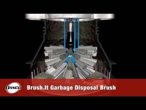 Brush It Garbage Disposal Brush