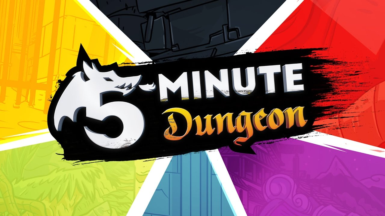 5 Minute Dungeon The Most Fun You Can Have In 5 Minutes