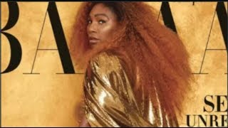 Serena Williams DRAGGED for Showing Her Backside on Magazine Cover