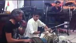 Saeed Tajik , واز : سعيد تاجيك , طبلا : جاويد تاجيك , درامز: ناصر كريمي