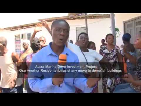 GA OSU ANORHOR ON ACCRA MARINE DRIVE PROJECT