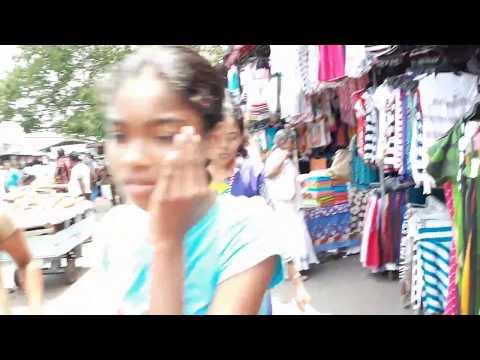 Pettah Market area, Colombo, Sri Lanka