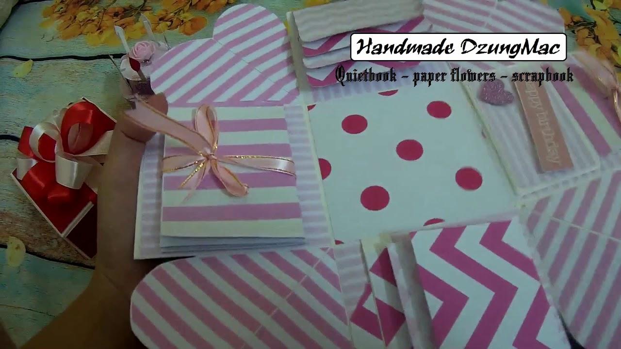 Paper Crafts - Scrapbook ideas #5 SCRAPBOOK BIRTHDAY ...