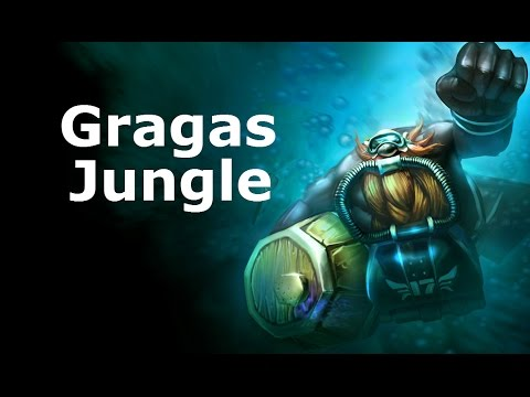 s5d1 scuba gragas jungle full game commentary youtube
