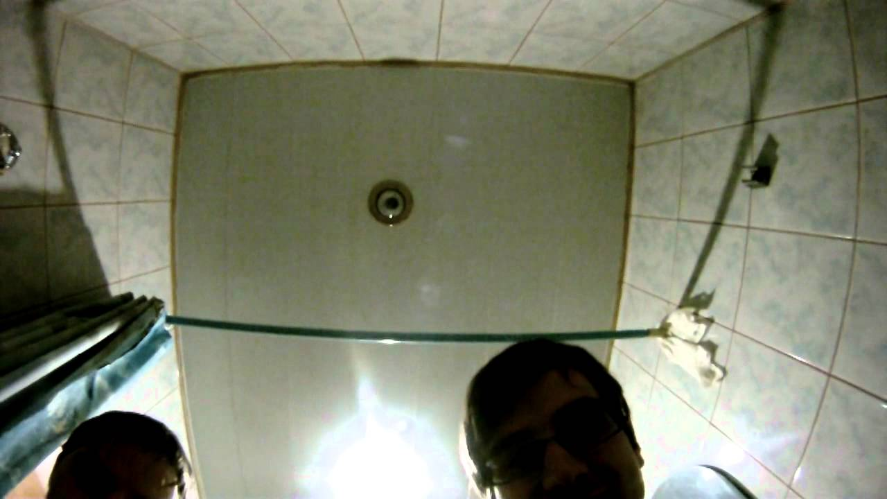 Best way to hide a camera in a bathroom - Gopro In The Bathroom