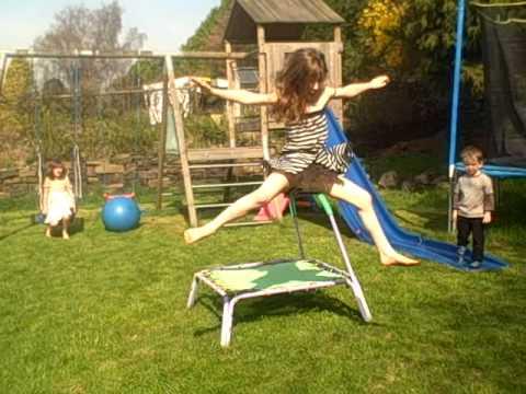 Trampoline Leap