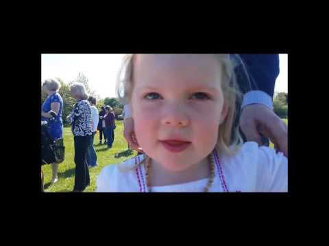 SPORTS DAY FUN & SUNSHINE PLAY IN SCOTLAND Daily Vlog 152 in 2016!