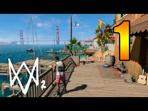 Watch Dogs 2 (1) JADI HACKER!!